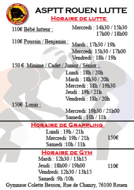 fly horaire